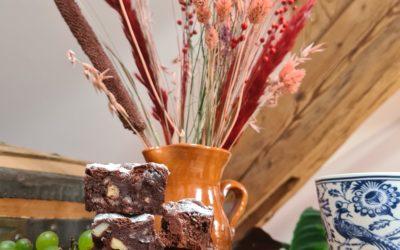 Brownies moelleux aux noisettes
